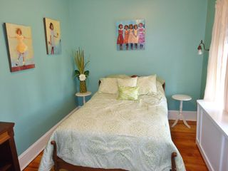 Philadelphia house photo - Bedroom-Aqua Green Room