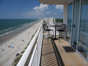 Crescent Beach condo rental - 1512 Balcony