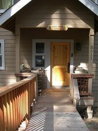 Dorrington cabin rental - Welcome all!