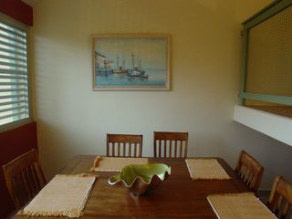 Cabo Rojo apartment photo - Dining table seats 8