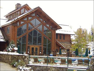Mountain Village condo photo - Exquisite Lodge Building with Common Hot Tubs Common Pool, Bar, and Meeting Rooms
