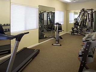 Mesquite condo photo - Workout Room