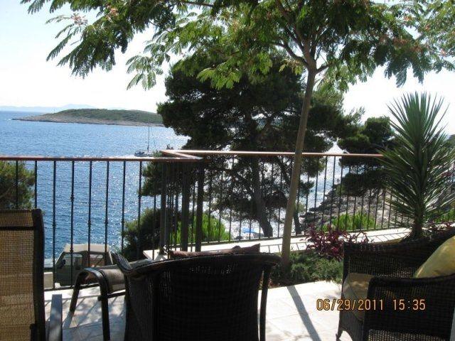 Secluded Beach Front Property in Hvar, Jewel of Croatian Coast