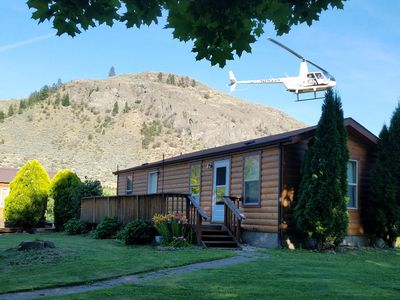 Orchard Guest House-- Boats, Bikes, ATVs and helicopters welcome!