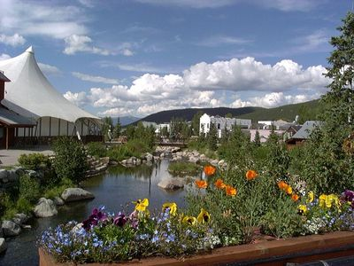 Locals say they 'moved to Breck for the winter and stay because of the summers!