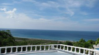 Montserrat villa photo - View from Pool Deck of Isles Bay and Old Towne Beach