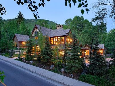 New Luxury Aspen Home In Town With Stunning Vrbo