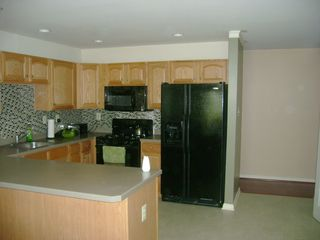Shawnee house photo - Kitchen includes all appliances including dishwasher, coffee maker and toaster!