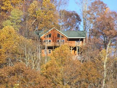 Maggie Valley Vacation Rental - VRBO 73532 - 5 BR Smoky Mountains