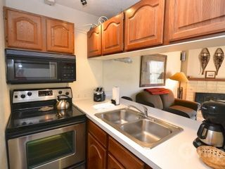 Park City condo photo - Kitchen,dining and living area