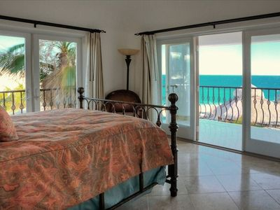 Beachfront Private Villas sleeps 24 persons, concierge, and tour guide