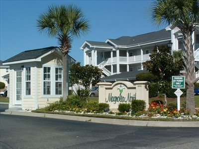 Myrtlewood Villas condo rental