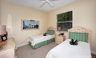 Vacation Homes in Marco Island house photo - Guest Bedroom Three (Bed 4) with Twins ...