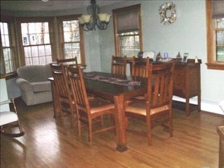 Saco house photo - Dining Room