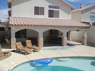 back yard - Las Vegas house vacation rental photo