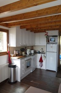 Cottage lake view, the slopes, comfortable, wifi, theatrical,