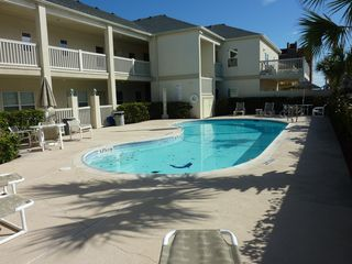South Padre Island condo photo - Good size pool shared with only 12 units