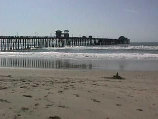 Oceanside Pier - Fishing - no license required, 50's diner with great food.