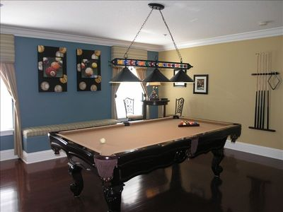 3RD FLOOR BILLIARD ROOM
