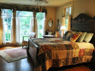 New Braunfels estate photo - Queen Size Bed-Bedroom 1