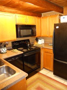 Winter Park cabin rental - Full-size kitchen!