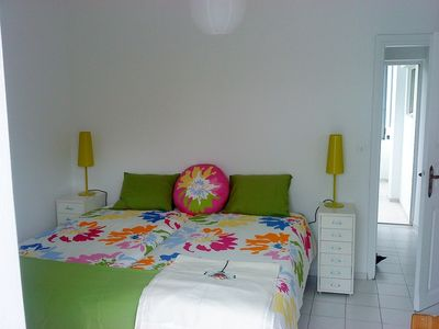 Agios Nikolaos apartment rental - bedroom with movable beds