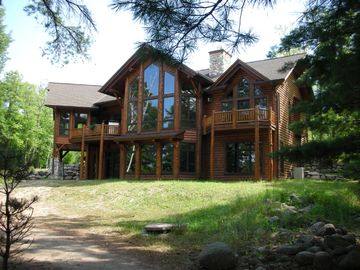 Large cabin lakeside