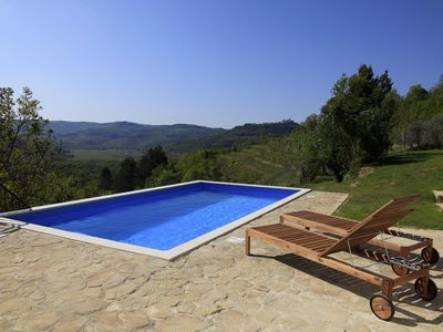 Peaceful Villa situated on the top of the hill with breathetaking view