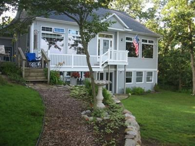 Lake Allegan Lakefront Home