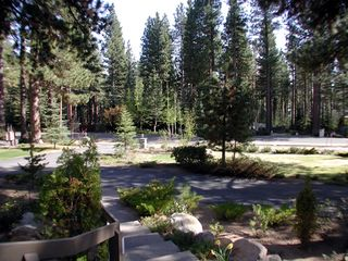 Incline Village house photo - View from the front door