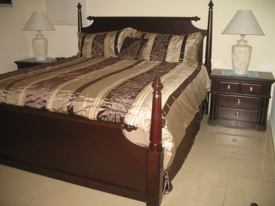 King Size Sleep Luxury, 2nd Large Bedroom