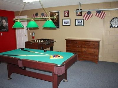 Indian Creek house rental - Games Room