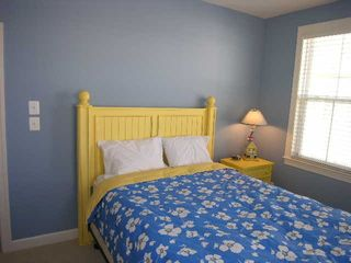 Sunset Island Ocean City house photo - Bedroom 2 - queen
