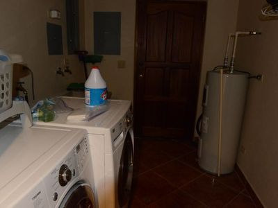 Boquete villa rental - Laundry - Full Size