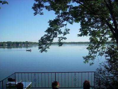 Pike Lake Home with Great View