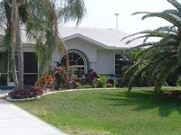 Zephyr Sunset Villa in South Gulf Cove offers tranquility & beauty.