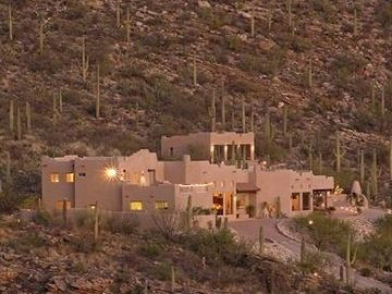 Tucson house rental - Surrounded by a saguaro forest