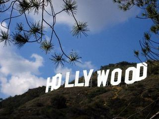 Los Angeles house photo - Hollywood Sign