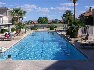 St. George condo photo - Adult Lap Pool - requires the Lap Pool Key