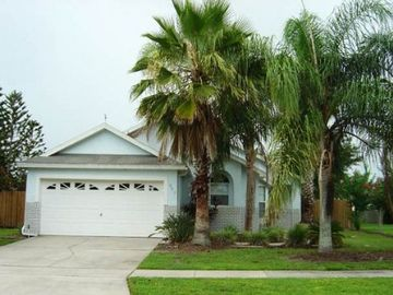 Kissimmee house rental - Front