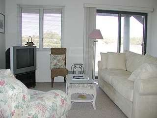 North Truro house photo - lower level family room
