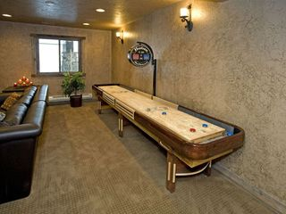 Sundance cabin photo - How about a game of shuffleboard or darts?