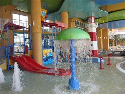 Why they named it Splash! Rated in Top 15 of all Florida Resorts for Family Fun!