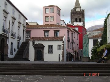 Historic Buildings of Funchal