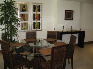 Ixtapa condo photo - Dining room, the finest furniture