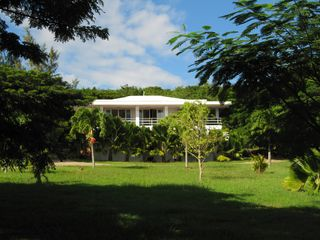 Vieques Island house photo - Casa Manana Grounds
