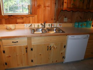 Woodstock lodge photo - Brand new kitchen