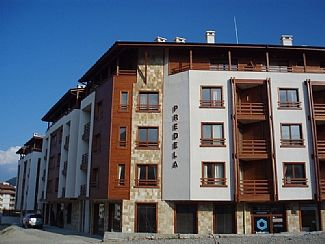 Penthouse Apartment In Bansko