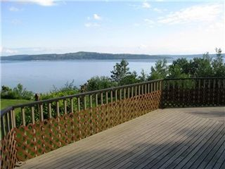 Camano Island house photo - Second View From Deck That Wraps Around The Home