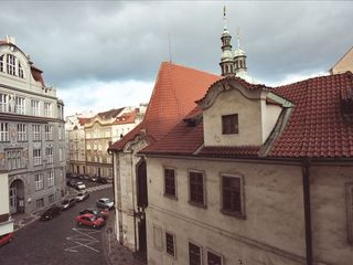 New Town apartment photo - Street View with St. Vojtech Church